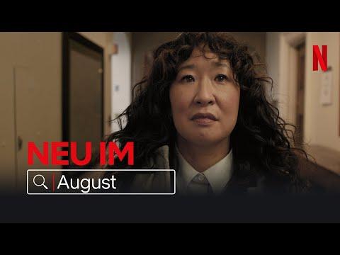 Neu im August 2021