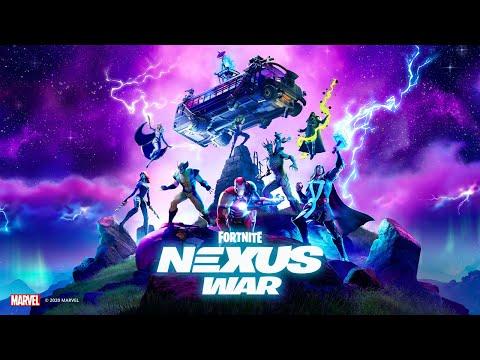 Nexus War Launch-Trailer| Fortnite Kapitel 2– Saison 4