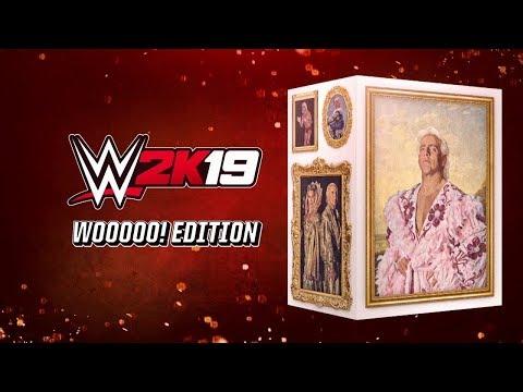 WWE 2K19 Wooooo! Edition Featuring Ric Flair (International)