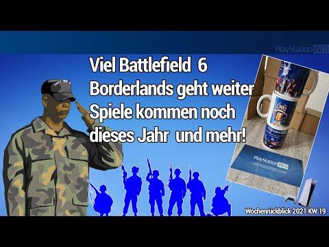 Viel Battlefield 6 - Borderlands geht weiter - Spiele kommen noch