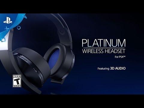 Naughty Dog - Platinum Wireless Headset: 3D Audio Dev Diary   PS4