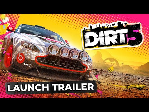DIRT 5   Official Launch Trailer   Out Now [USK]