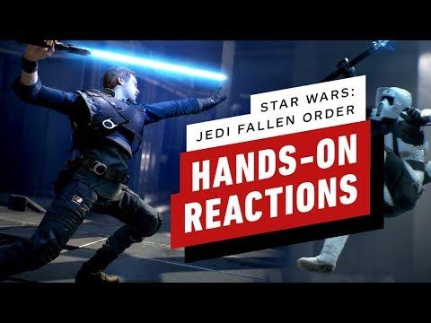 Star Wars Jedi: Fallen Order - The Final Hands-On Impressions