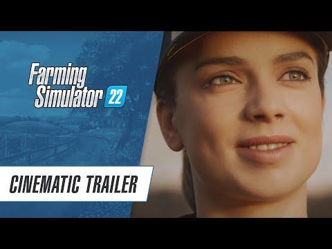 🚨 Farming Simulator 22 - 'It's a calling' (Cinematic Trailer)