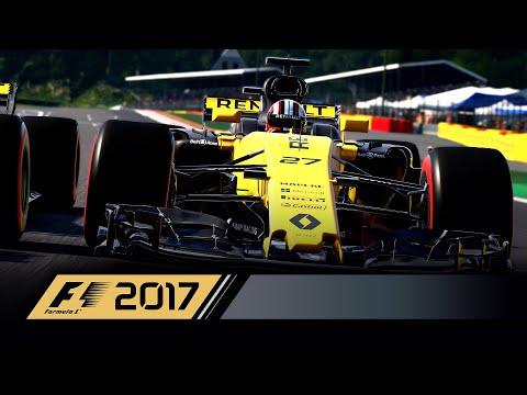 F1 2017 – Born To… Make History Trailer [DE]