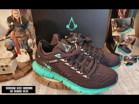 Reebok Assassin's Creed Valhalla Zig Kinetica - On Feet and Check - Top 94%