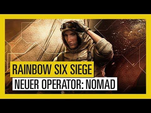 Tom Clancy's Rainbow Six Siege – Wind Bastion : Nomad Operator | Ubisoft [DE]