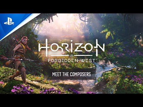 Horizon Forbidden West - Meet the Composers | PS5, PS4