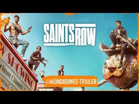 SAINTS ROW – Offizieller Ankündigungs-Trailer [USK]
