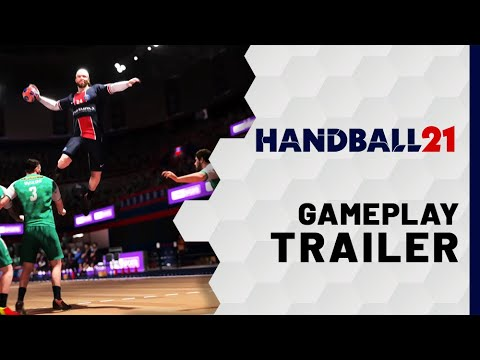 HANDBALL21 GAMEPLAY TRAILER