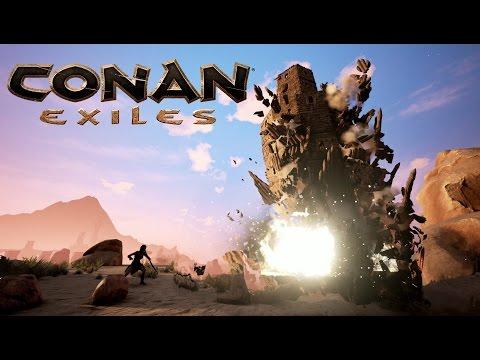 Conan Exiles - BUILD in the World of Conan