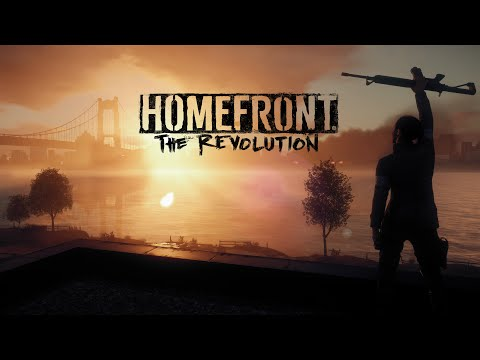 Official Homefront: The Revolution 'Red Zone' Gameplay Demo [DE]