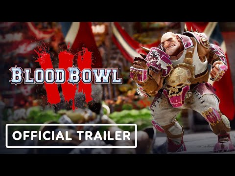 Blood Bowl 3 - Official Imperial Nobility Spotlight Trailer