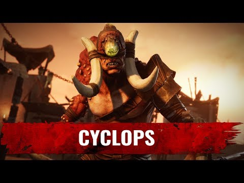 Remnant: From the Ashes | The Cyclops