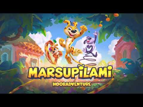 Marsupilami: Hoobadventure - Gameplay-Trailer
