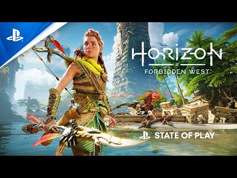 Horizon Forbidden West - State of Play Gameplay Reveal | PS5