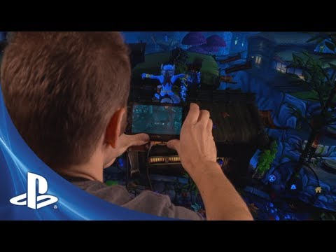 Sly Cooper: Thieves In Time - Augmented Reality