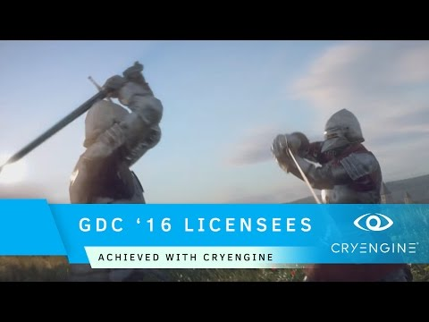 GDC 2016 Licensee Showcase | CRYENGINE Technology