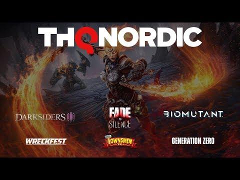 THQ Nordic GAMESCOM 2018 Trailer