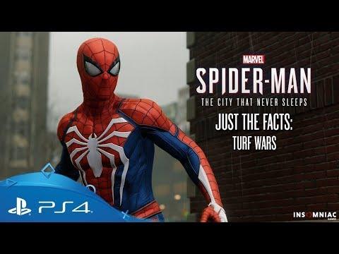Marvel's Spider-Man - Revierkämpfe - Just the Facts [PS4, deutsche Untertitel]