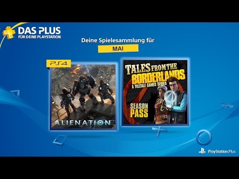 PlayStation Plus - Mai 2017