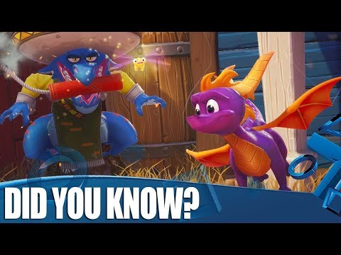 Spyro Reignited Trilogy - 10 Things You Didn't Know