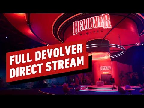 Devolver Direct 2020 - Full Presentation