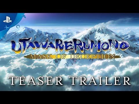 Utawarerumono: Mask of Deception - Teaser Trailer | PS4, PS Vita