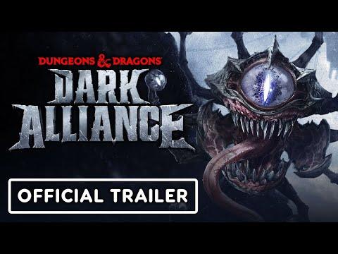 D&D: Dark Alliance - Official Beholder Boss Battle Gameplay Trailer