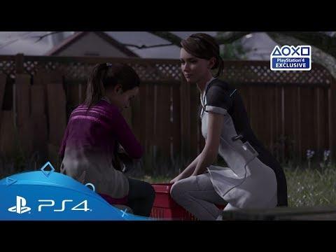 Detroit: Become Human   PGW 2017 Trailer   PS4