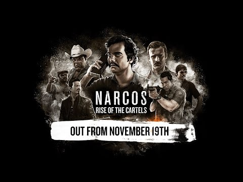 Narcos: Rise of the Cartels   Release Date Trailer