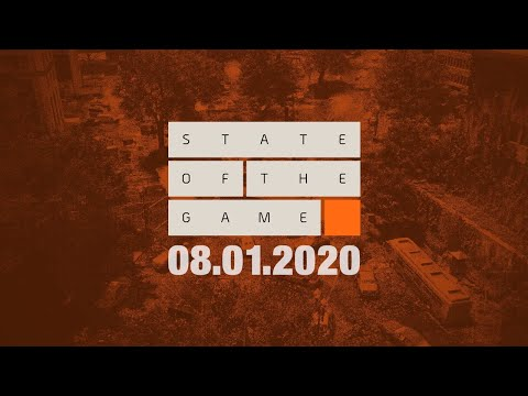 The Division 2: State of the Game #142 - 08 January 2020 | Ubisoft [NA]