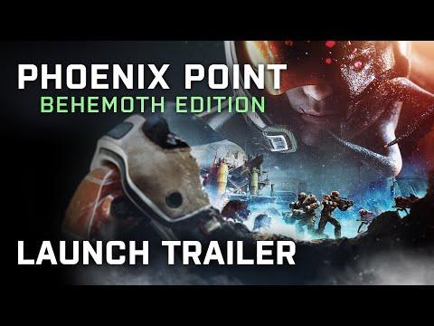 Phoenix Point: Behemoth Edition - Launch Trailer [DE]