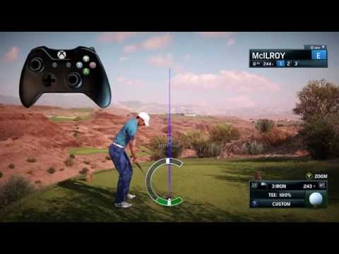 EA SPORTS Rory McIlroy PGA TOUR   Gameplay Features Trailer   PS4, Xbox One