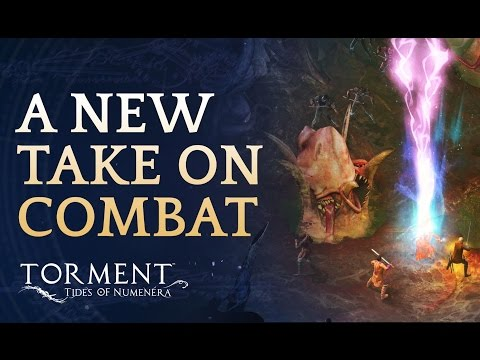 Torment: Tides of Numenera - A New Take On Combat