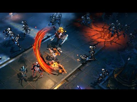 Gameplay-Trailer für Diablo Immortal (DE)