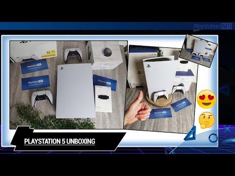 PlayStation 5 Unboxing & wegen dem Vorbesteller Chaos kurz noch was 👍