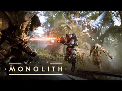 Paragon - Das Monolith Update