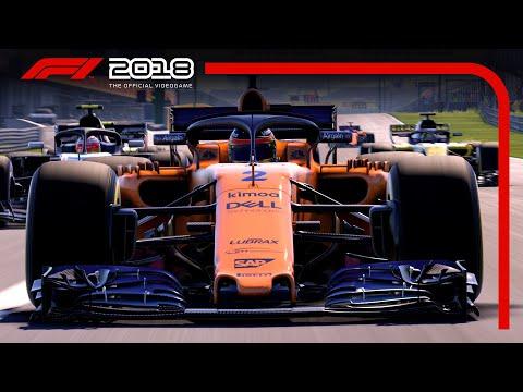 F1® 2018   OFFICIAL GAMEPLAY TRAILER   MAKE HEADLINES [DE]