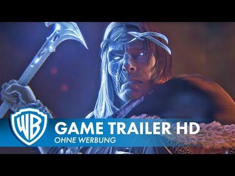 MITTELERDE: SCHATTEN DES KRIEGES – Ankündigungs Trailer Deutsch HD German (2017)