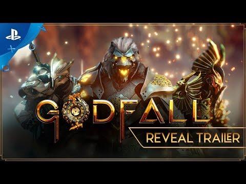 Godfall | Reveal Trailer | PS5