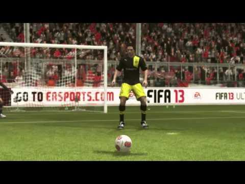FIFA 13 Bundesliga Prognose: FC Bayern München - Borussia Dortmund