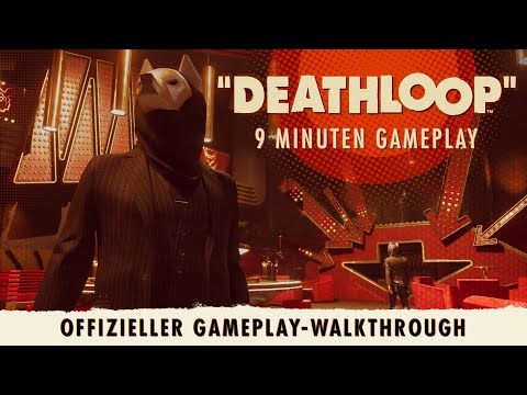 DEATHLOOP Offizieller Gamplay-Walkthrough