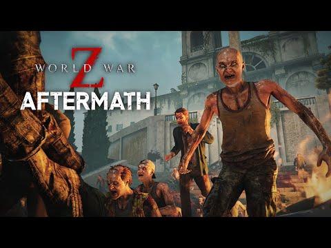 World War Z: Aftermath - Pre-Order Trailer