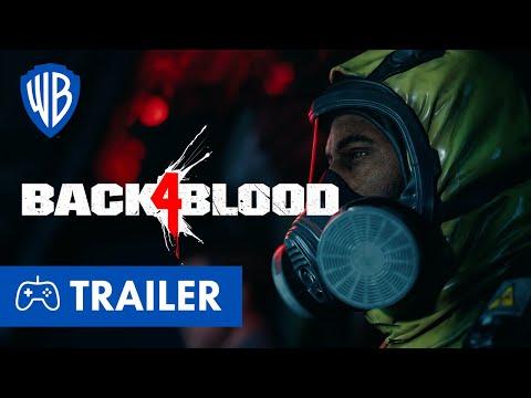 BACK 4 BLOOD – Kampagnen-Trailer Deutsch German (2021)