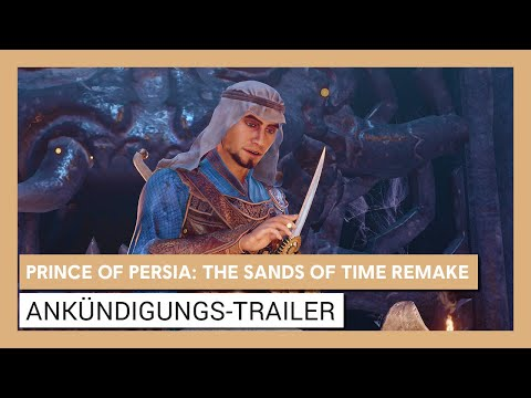 The Sands of Time Remake – Offizieller Weltpremiere-Trailer zur Ubisoft Forward 2020 | Ubisoft [DE]