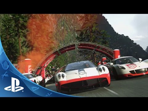 DRIVECLUB - All Action Trailer   PS4