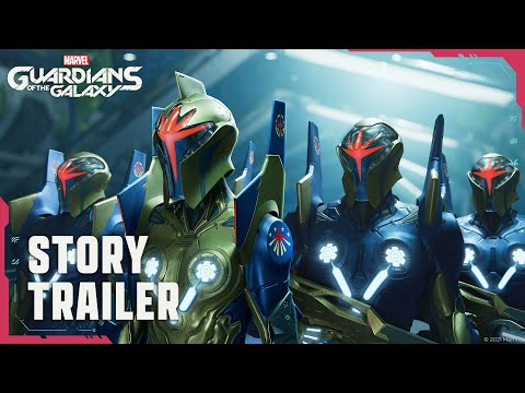 Marvel's Guardians of the Galaxy – Story-Trailer