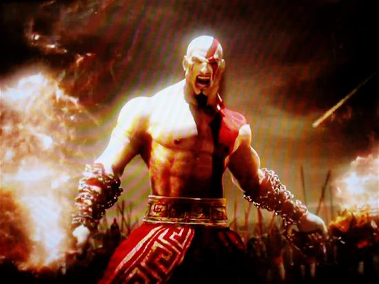 God of War Collection ab 07. Mai für PlayStation Vita erhältlich