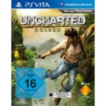 Uncharted: Golden Abyss (PS Vita)
